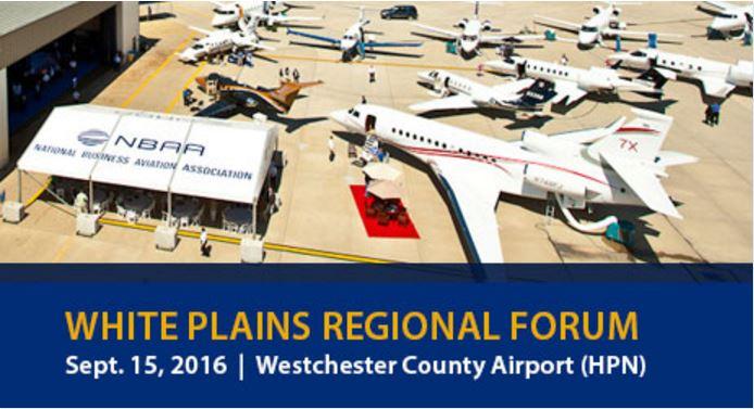 NBAA Regional Forums 2016--White Plains