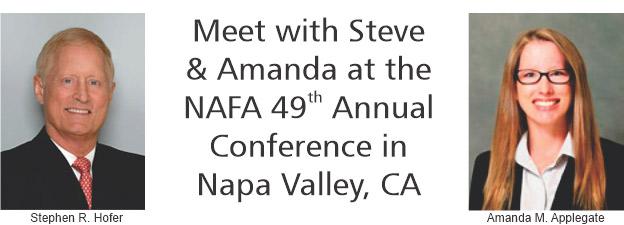 NAFA 49th Annual Conference